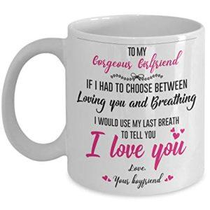 Gorgeous girlfrieng mug