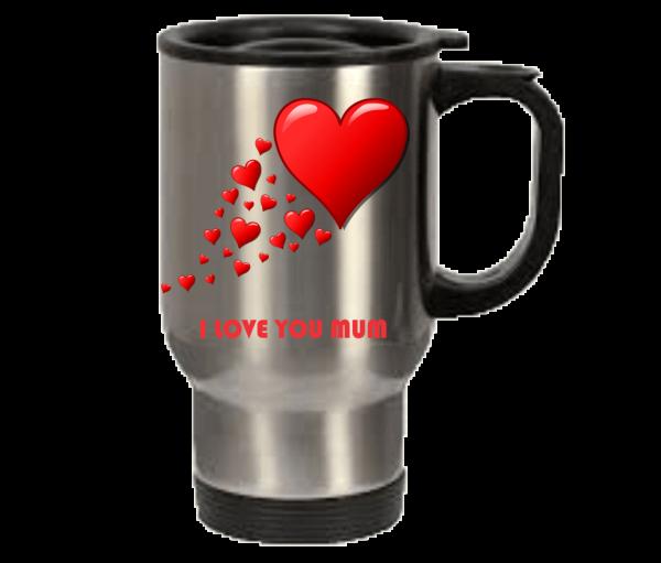 I love you mum thermal mug