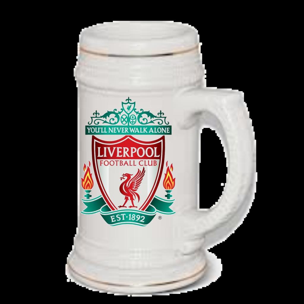 Liverpool Beer Mug
